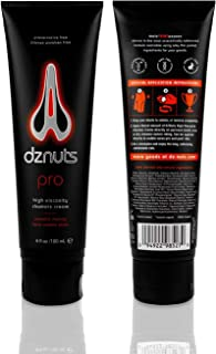 dznuts Pro Chamois Cream | Anti-Chaffing | 4 fl oz. / 120 ml.