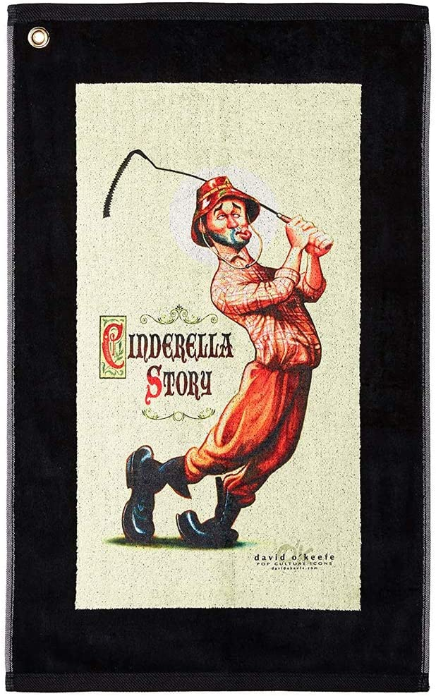 Devant Cinderella Story Caddyshack Towel Cheap mail order Department store specialty store Tribute Golf