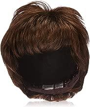 Raquel Welch Go for It Boy Cut Short Hair Wig with Longer Layers, ss4/6 Espresso by Hairuwear