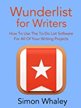 Wunderlist For Writers: How To Use The To-Do List Software For All Of Your Writing Projects