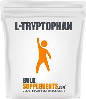 BulkSupplements.com L-Tryptophan (100 Grams - 3.5 oz - 200 Servings)