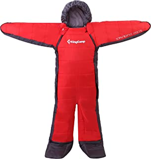 Camping Sleeping Bag for Adults Youth 3 Season Lightweight, Waterproof, Cotton Sleeping Bag, Double and Single Size-6 Colors for Backpacking, Hiking, Outdoor Activities