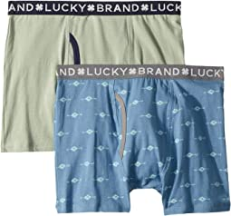 2-Pack Boxer Brief (Little Kids/Big Kids)