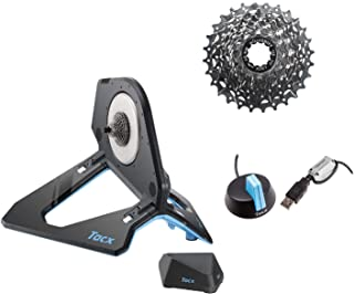Tacx Neo 2T Smart Trainer Bundle (with 11-Speed 11-28T Cassette and Tacx Antenna)