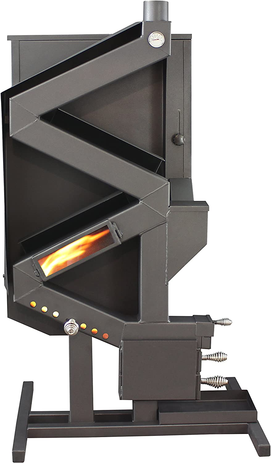 US Stove Company Discount mail order GW1949 100% quality warranty! Non-Electric Wiseway 60 Pellet