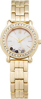 Charter Club Women's Gold-Tone Wrist Watch in Gift Box