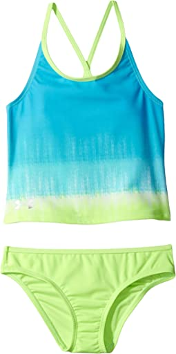 Ombre Tankini Set (Big Kids)