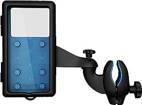 BuggySAFE Mount Premium Edition blau, Kinderwagen Blinklicht mit Notruf Funktion, Sicherheits Beleuchtung zum Befestigen 28 cm