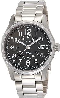 Hamilton - Reloj Analogico para Hombre de Automático con Correa en Acero Inoxidable H70595163