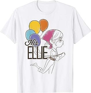 Disney Pixar Up His Ellie Balloons Sketch T-Shirt