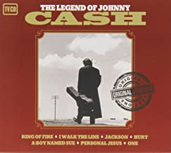 Ring of Fire Legend of Johnny Cash