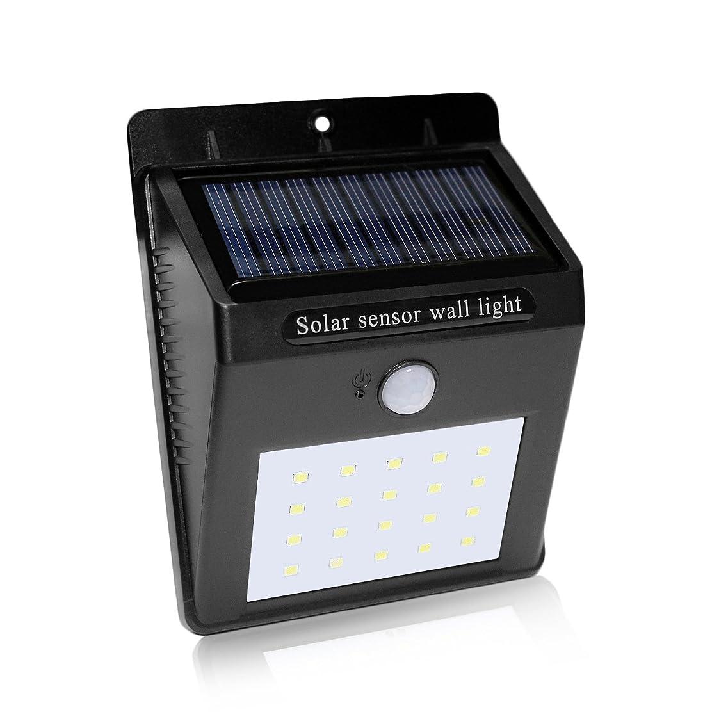 勝利爪孤児City-Center 改良版 センサーライト 人感ソーラーライト 知能モード 太陽発電 屋外照明