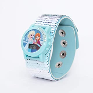 Disney Frozen - Shinning Sequence Digital Watch - Outdoor Electronic Wristwatch (6-15 years Boys)
