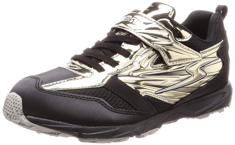 [スーパースター] 運動靴 通学履き 19cm~24.5cm マジック キッズ SS J887