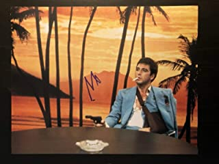 AL PACINO SIGNED AUTOGRAPHED 11x14 PHOTO - SCARFACE, THE GODFATHER, THE IRISHMAN