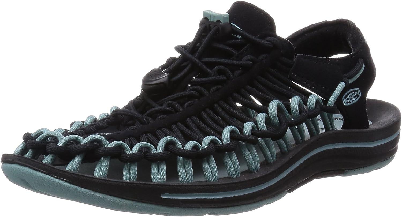 KEEN Uneek, Schuhe Schuhe Schuhe Wandern Damen, Schwarz  31a4ed