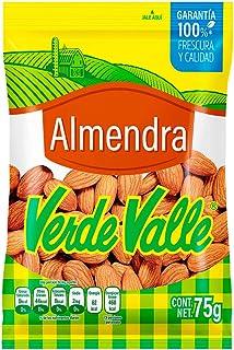 Verde Valle, Almendra, 75 gramos