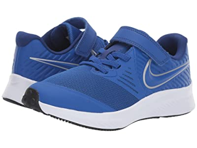 Nike Kids Star Runner 2 (Little Kid) (Game Royal) Boys Shoes