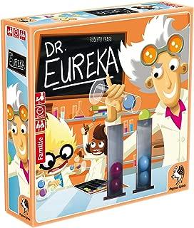Pegasus Dr. Eureka Niños y Adultos - Juego de Tablero (Niños y Adultos, 20 min, Niño/niña, 6 año(s), 54 Pieza(s), 688 g)