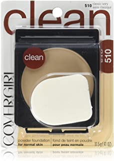 Covergirl Clean Simply Powder Foundation, Classic Ivory