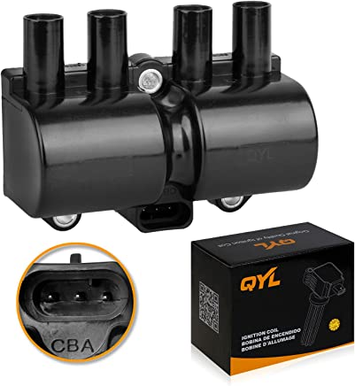 Ignition Spark Coil Pack Fits Chevrolet Aveo Optra Pontiac Wave Suzuki Forenza Swift Reno Forza L4