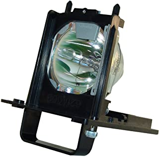 Ahlights 915B455011 Replacement Lamp with Housing For Mitsubishi TV