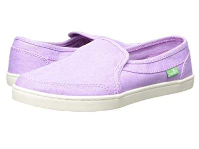 Sanuk Kids Lil Pair O Dice (Little Kid/Big Kid) (Lavender) Girl