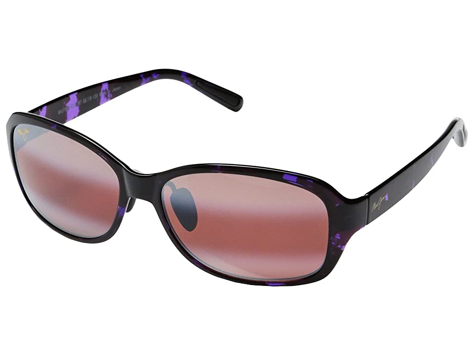 Maui Jim Koki Beach (Purple Tortoise/Maui Rose) Fashion Sunglasses