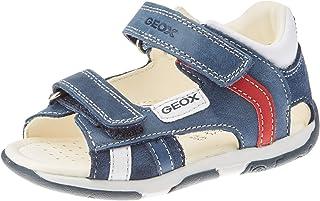 Geox B Tapuz Boy A, Sandales Bout Ouvert Garçon