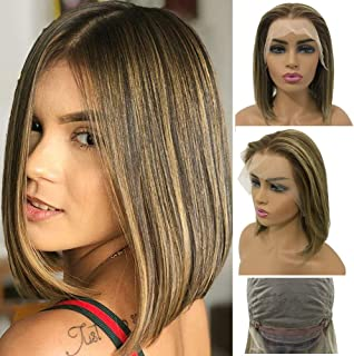 Ombre Lace Front Wig 14