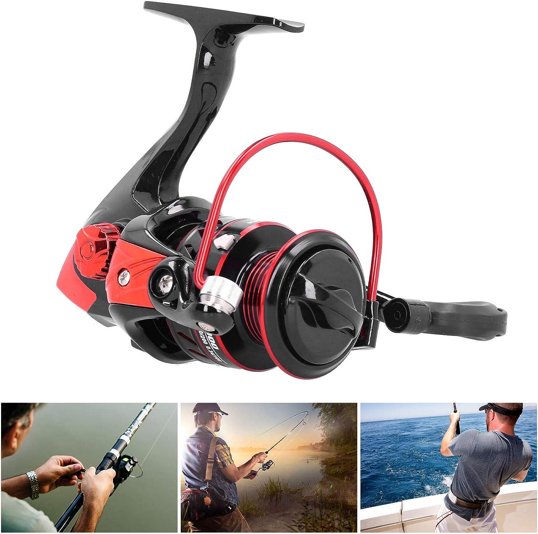 accesorio de pesca Carrete giratorio DM2000 carrete de pesca en roca carrete de tiro largo de alta calidad para pescadores