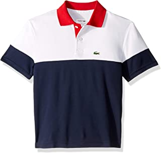 Lacoste Boy Poly Color Block Polo