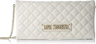 Love Moschino Borsa Quilted Nappa Pu, Tracolla Donna, 14x2x28 cm (W x H x L)