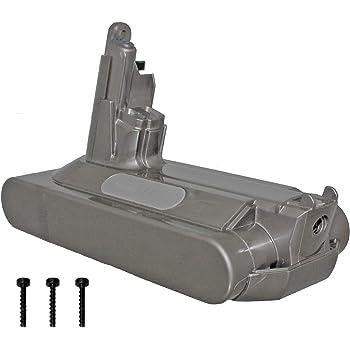 Conjunto de batería recargable y tornillos para aspiradoras Dyson ...