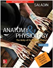 human anatomy and physiology saladin 8th edition