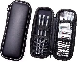 プルームテック ケース PloomTECHケース 電子タバコ VAPE マウスピースを装着したまま収納可能 大容量【改良版ロングタイプ】(Excitech)