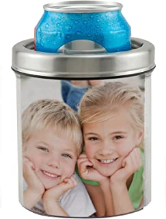 Thermo-Temp Stainless Steel Photo Can Cooler