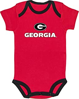 University of Georgia Circle G Bulldogs 2 Tone Bodysuit