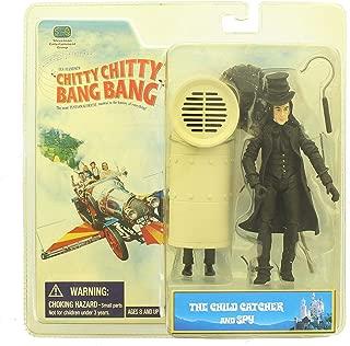 Stevenson Entertainment Chitty Chitty Bang Bang Two Pack Figure Child Catcher & Spy