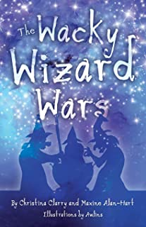 The Wacky Wizard Wars: Madcap Wicked Wizards and Witches Star in a Comedy Hit