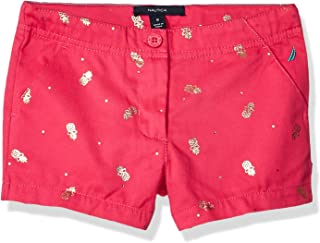 Nautica Toddler Girl's Pull on Shorts