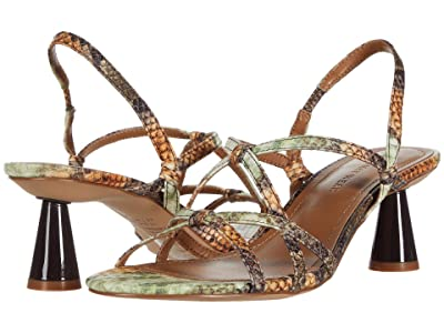 Who What Wear Perla (Pecan/Natural Snake) Women