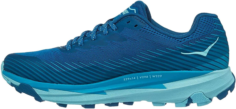 HOKA Womens Torrent 2 Trail-Running Shoes
