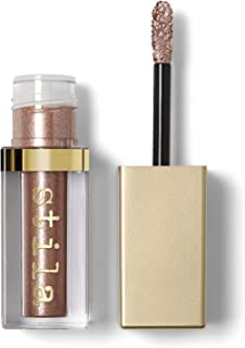 Stila Glitter & Glow Liquid Eye Shadow - Rose Gold Retro by Stila for Women - 0.153 oz Eye shadow, 4.59 ml