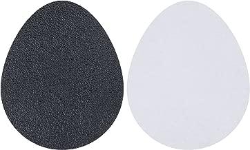 Huiouer Rouleau de ruban adh/ésif antid/érapant 2,5 cm x 5 m Noir