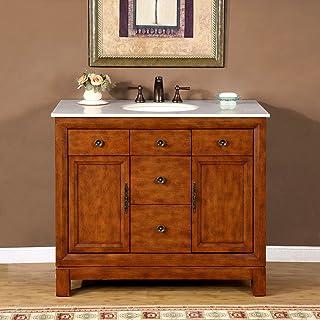 Fabulous Amazon Com 3 Doors Bathroom Vanities Bathroom Sink Download Free Architecture Designs Rallybritishbridgeorg
