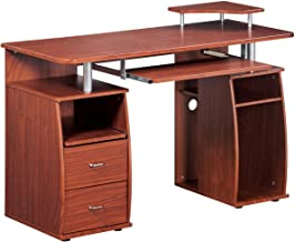 Best computer desk with storage drawers Reviews