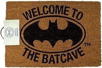 Batman Welcome to The Bat Cave Door Mat Einheitsgröße