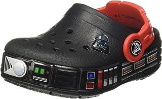 crocs Boy's CB FL Darth Vader Lights CLG K Clogs