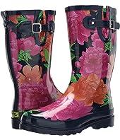 Bold Blossoms Rain Boot